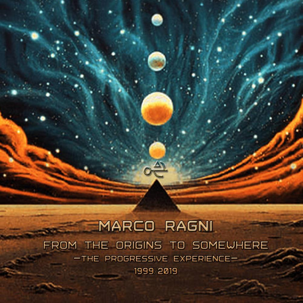 Marco Ragni From the Origins to Somewhere album cover