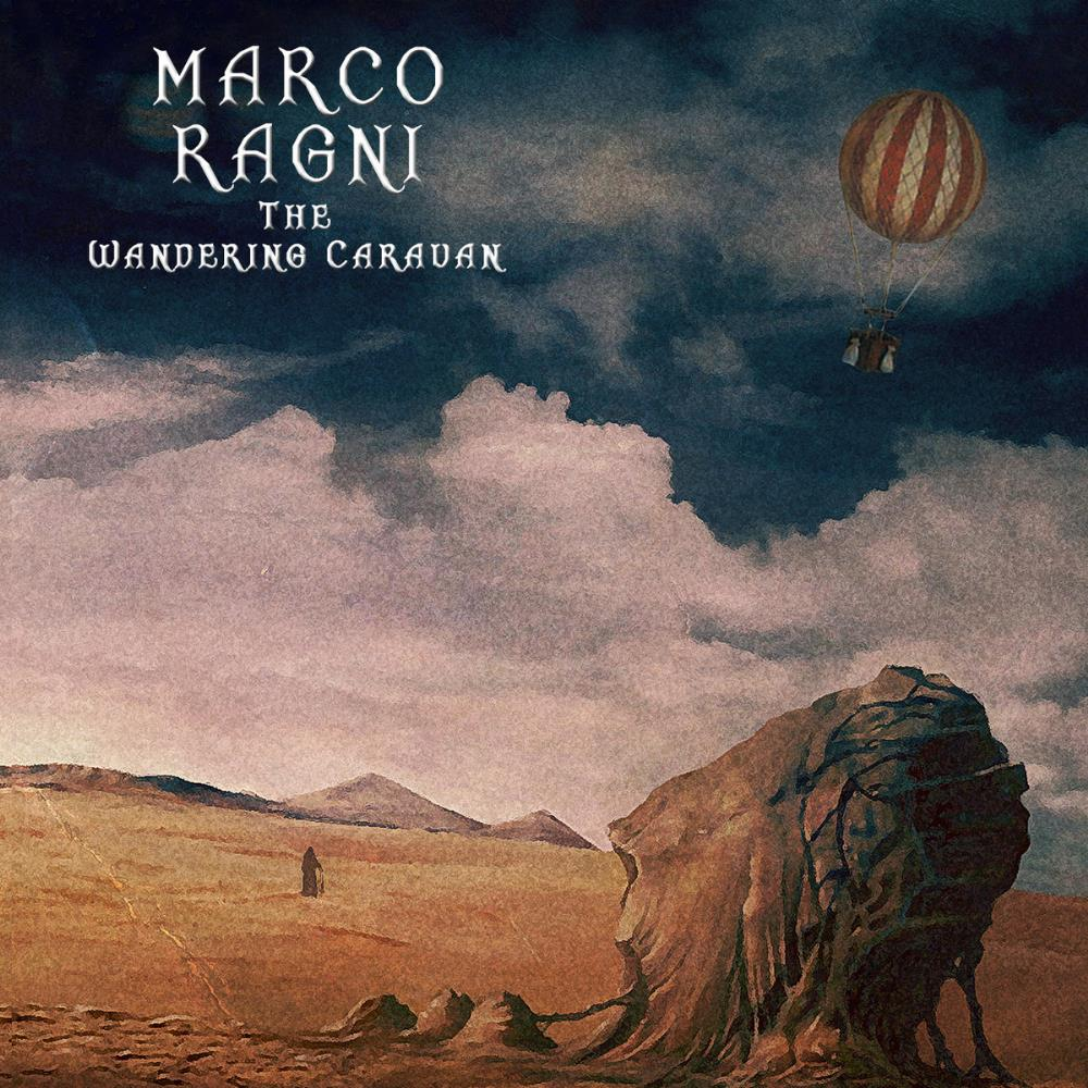 The Wandering Caravan by RAGNI, MARCO album cover