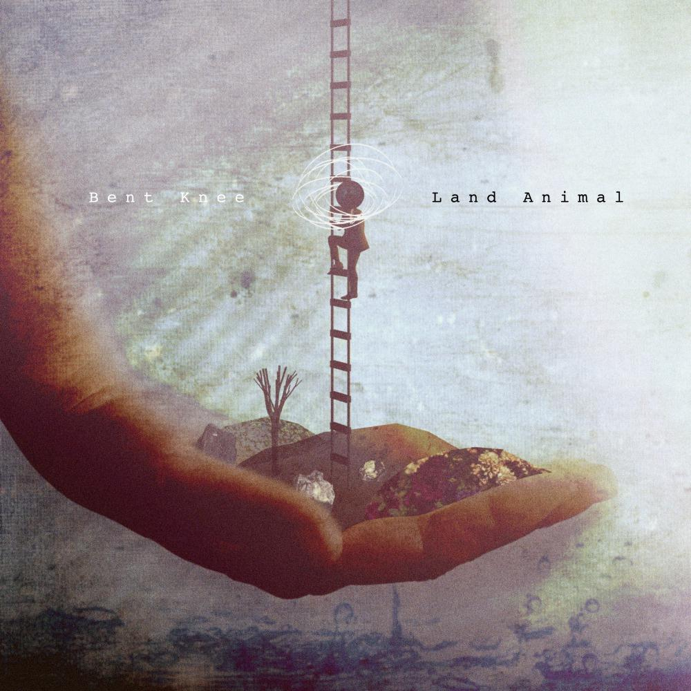 Land Animal by BENT KNEE album cover