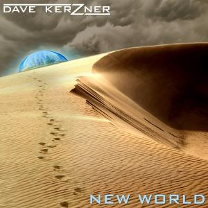 New World by KERZNER, DAVE album cover