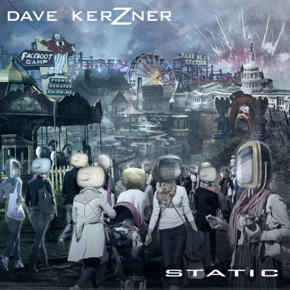 Static by KERZNER, DAVE album cover