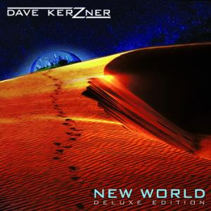 New World (Deluxe Edition) by KERZNER, DAVE album cover