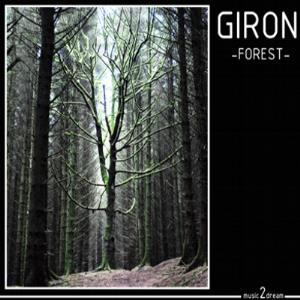 Girón - Forest CD (album) cover