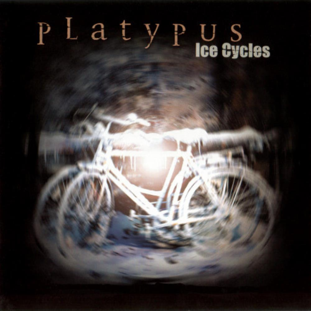 Platypus - Ice Cycles CD (album) cover