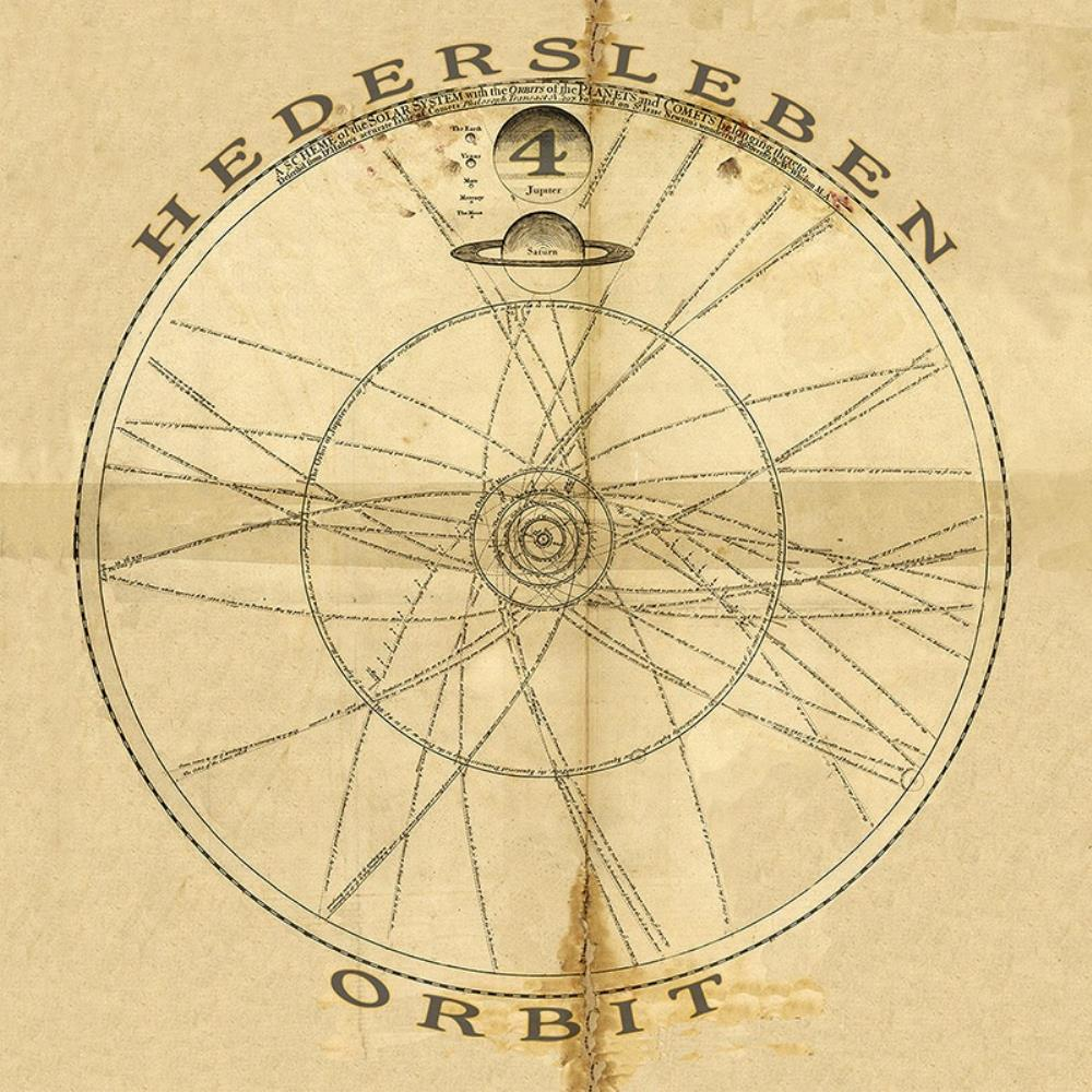 Hedersleben - Orbit CD (album) cover
