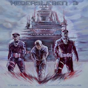 The Fall Of Chronopolis by HEDERSLEBEN album cover