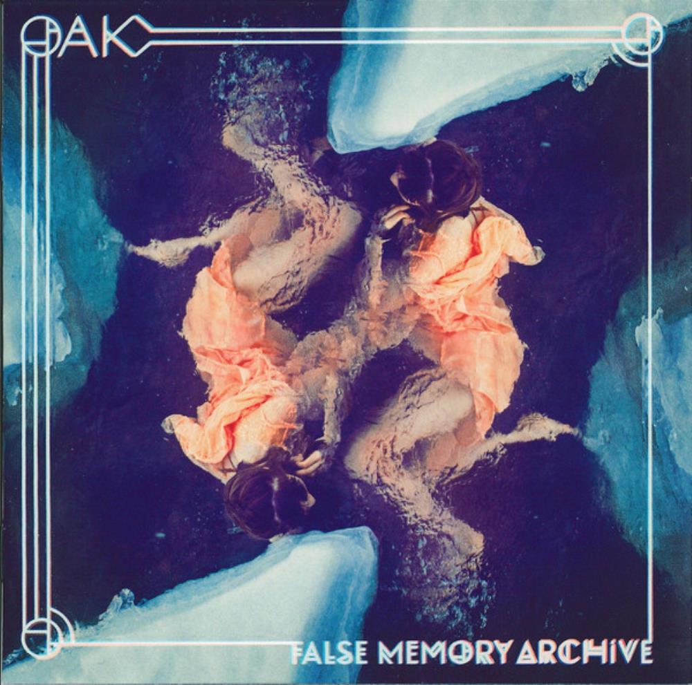 False Memory Archive by OAK album cover