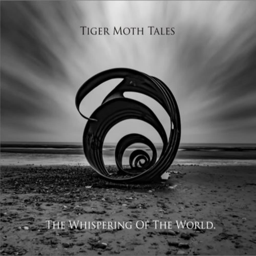 The Whispering of the World by TIGER MOTH TALES album cover