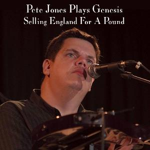 Tiger Moth Tales - Pete Jones Plays Genesis - Selling England For A Pound CD (album) cover