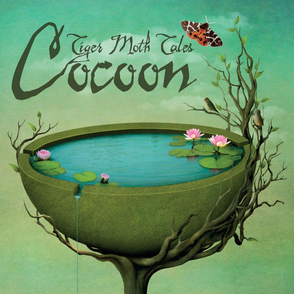 Tiger Moth Tales - Cocoon CD (album) cover