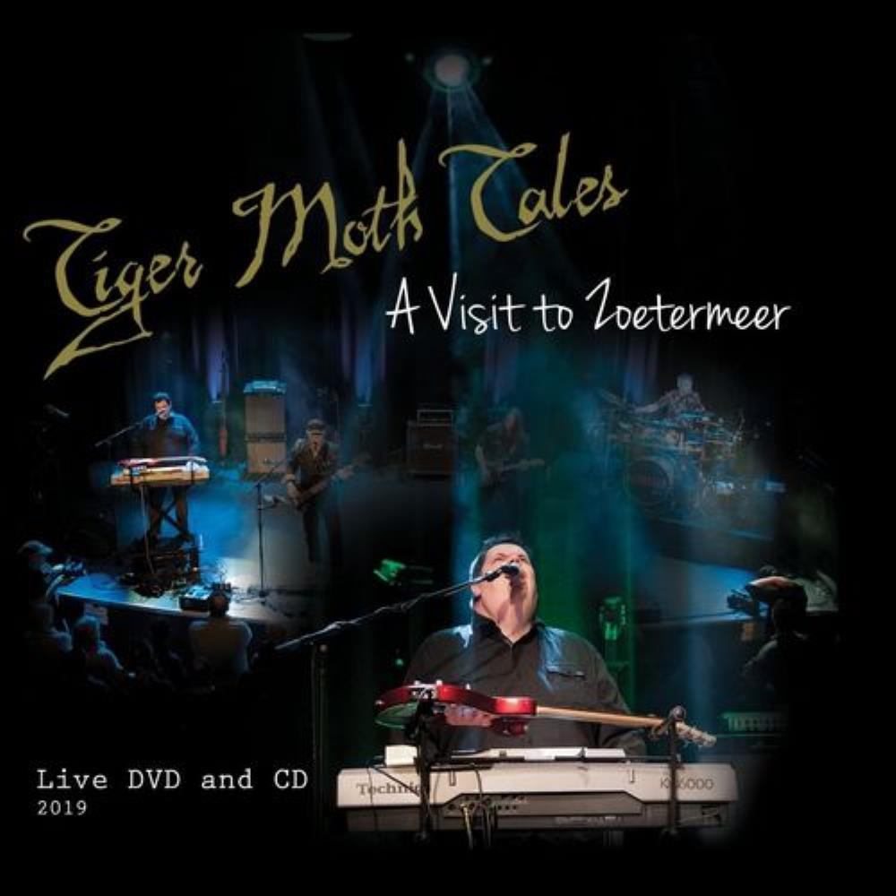 Tiger Moth Tales - A Visit to Zoetermeer CD (album) cover
