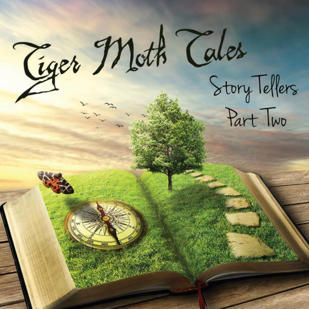 Tiger Moth Tales - Story Tellers - Part Two CD (album) cover
