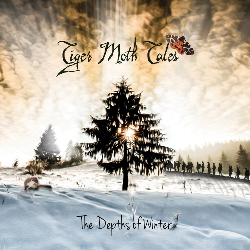 The Depths Of Winter by TIGER MOTH TALES album cover