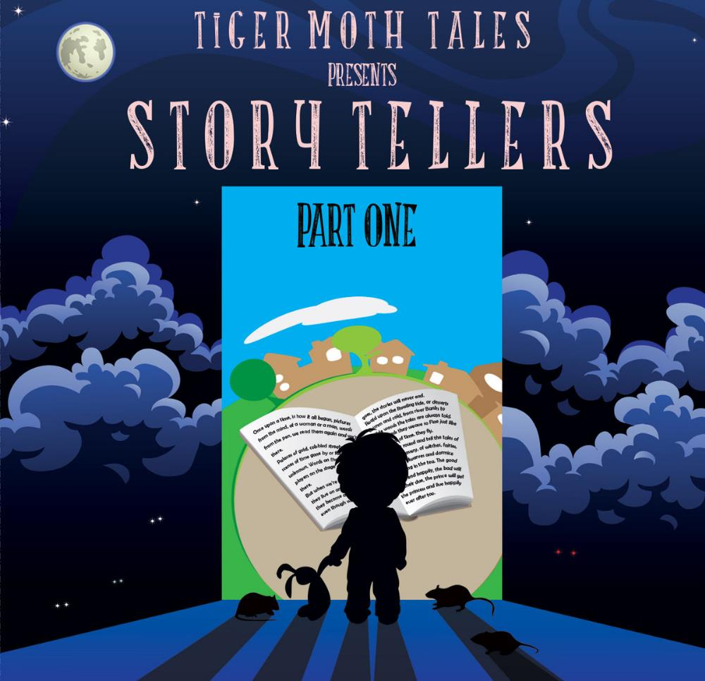Tiger Moth Tales - Story Tellers - Part One CD (album) cover