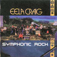 Eela Craig - Symphonic Rock  CD (album) cover