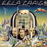 Eela Craig - Hats of Glass CD (album) cover