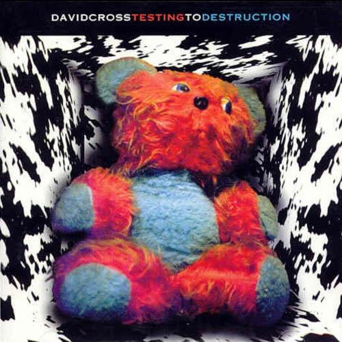 David Cross Testing to Destruction  album cover