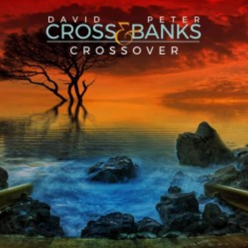 David Cross & Peter Banks - Crossover by CROSS, DAVID album cover