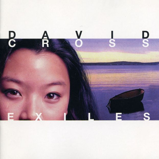 David Cross - Exiles CD (album) cover