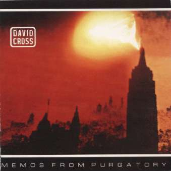 Memos From Purgatory by CROSS, DAVID album cover