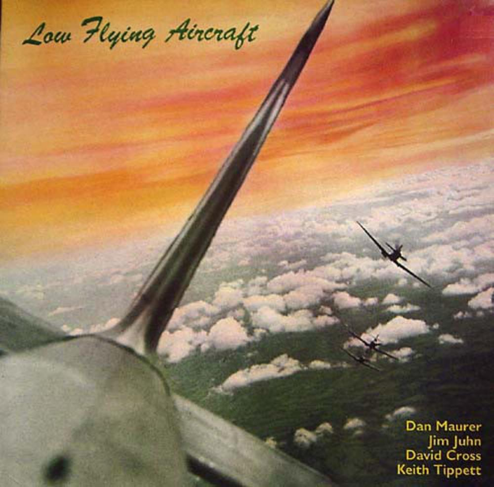 David Cross - Low Flying Aircraft: Low Flying Aircraft CD (album) cover