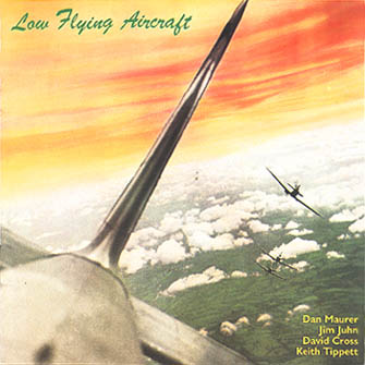 David Cross Low Flying Aircraft album cover
