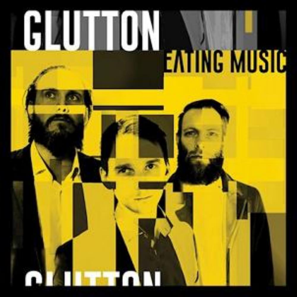 Eating Music by GLUTTON, THE album cover