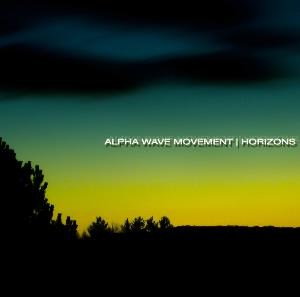 Horizons by ALPHA WAVE MOVEMENT album cover