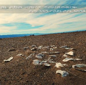 Eolian Reflections by ALPHA WAVE MOVEMENT album cover