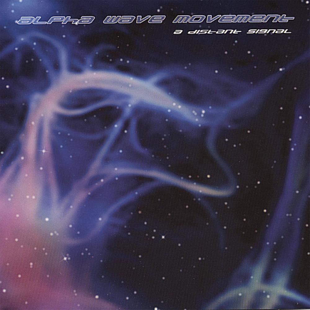 Alpha Wave Movement A Distant Signal album cover