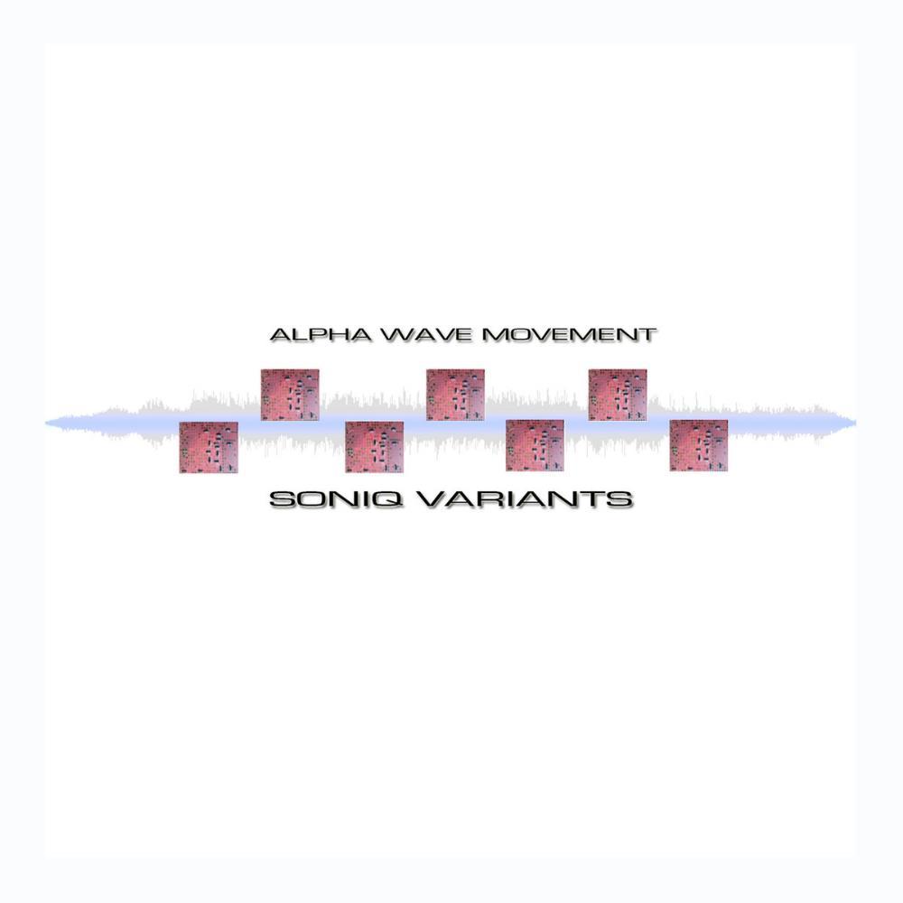 Soniq Variants by ALPHA WAVE MOVEMENT album cover