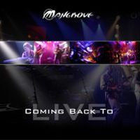 Mangrove Coming Back To Live album cover