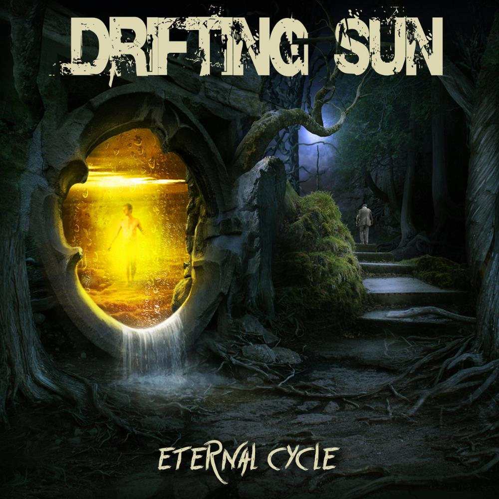 Drifting Sun - Eternal Cycle CD (album) cover