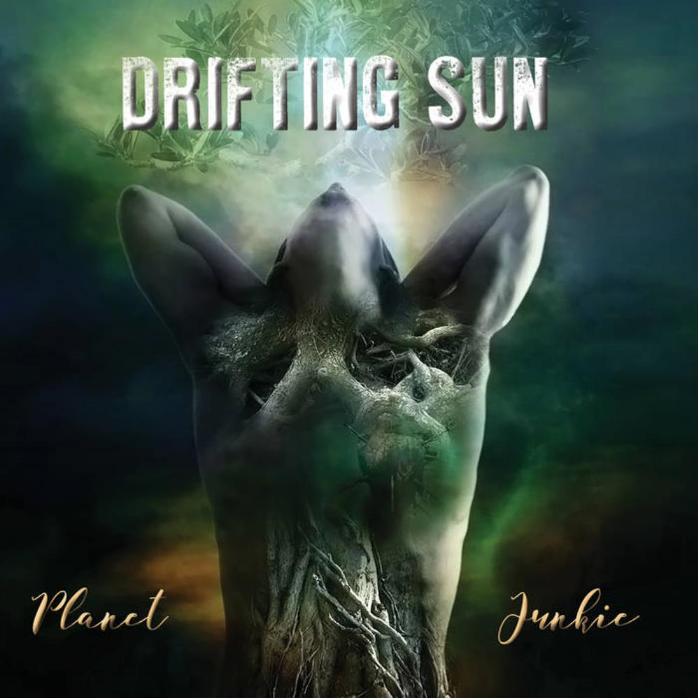 Drifting Sun - Planet Junkie CD (album) cover