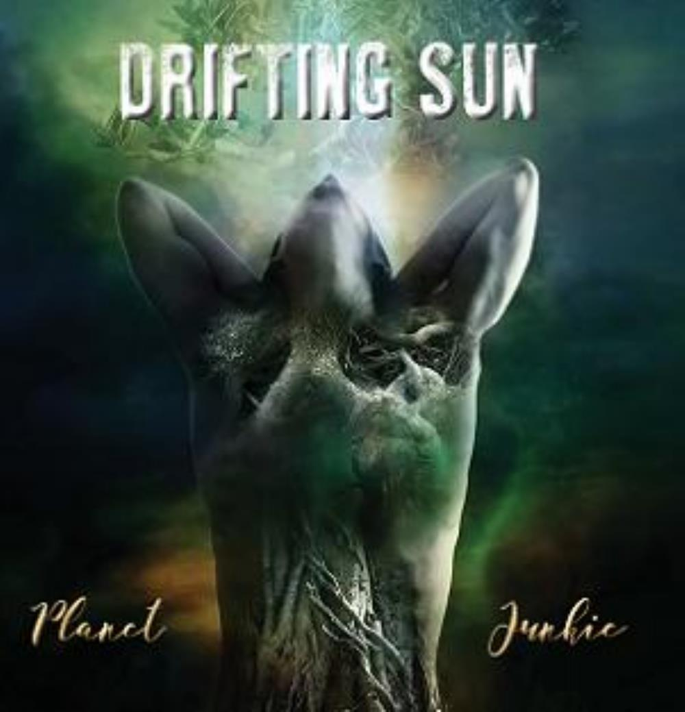 Planet Junkie by DRIFTING SUN album cover