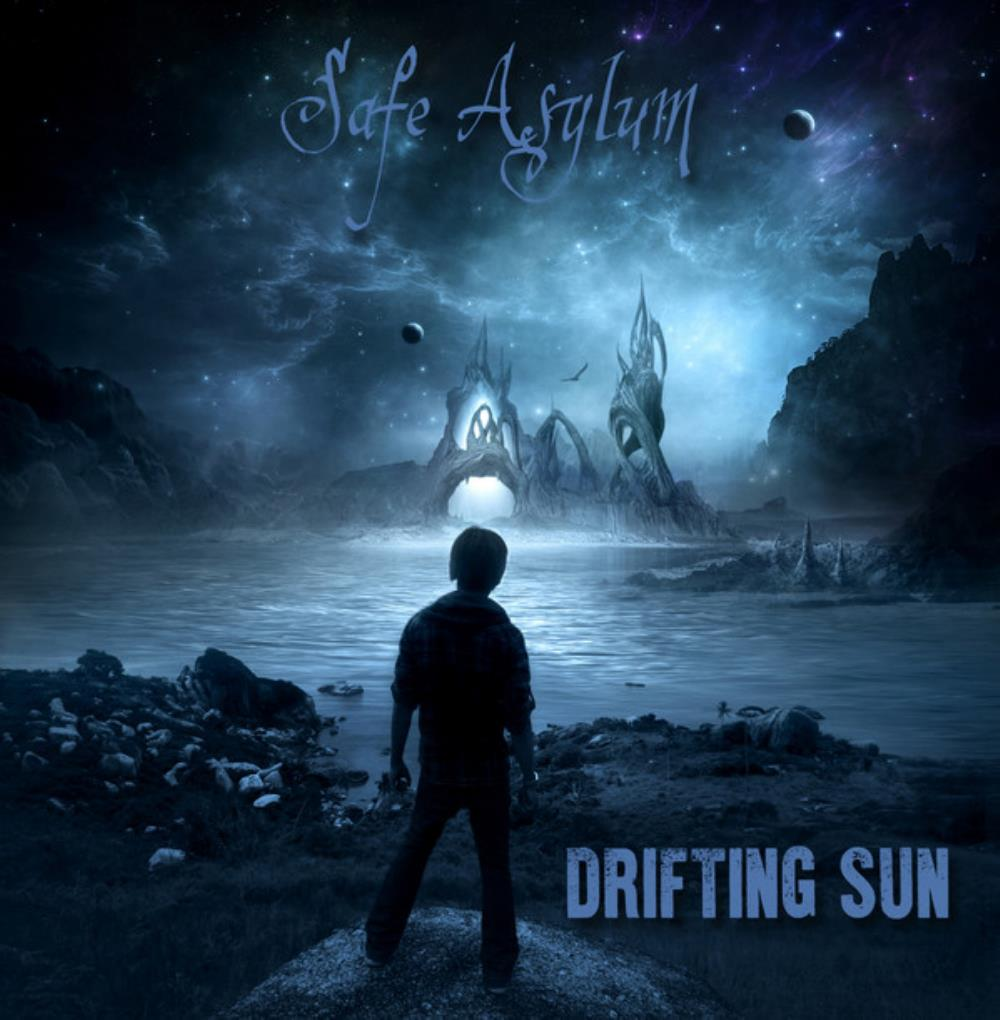 Drifting Sun - Safe Asylum CD (album) cover