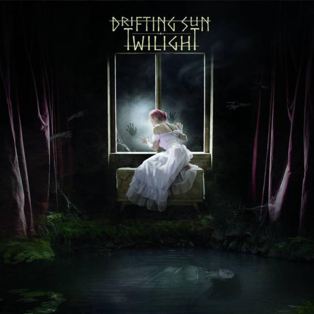 Drifting Sun - Twilight CD (album) cover