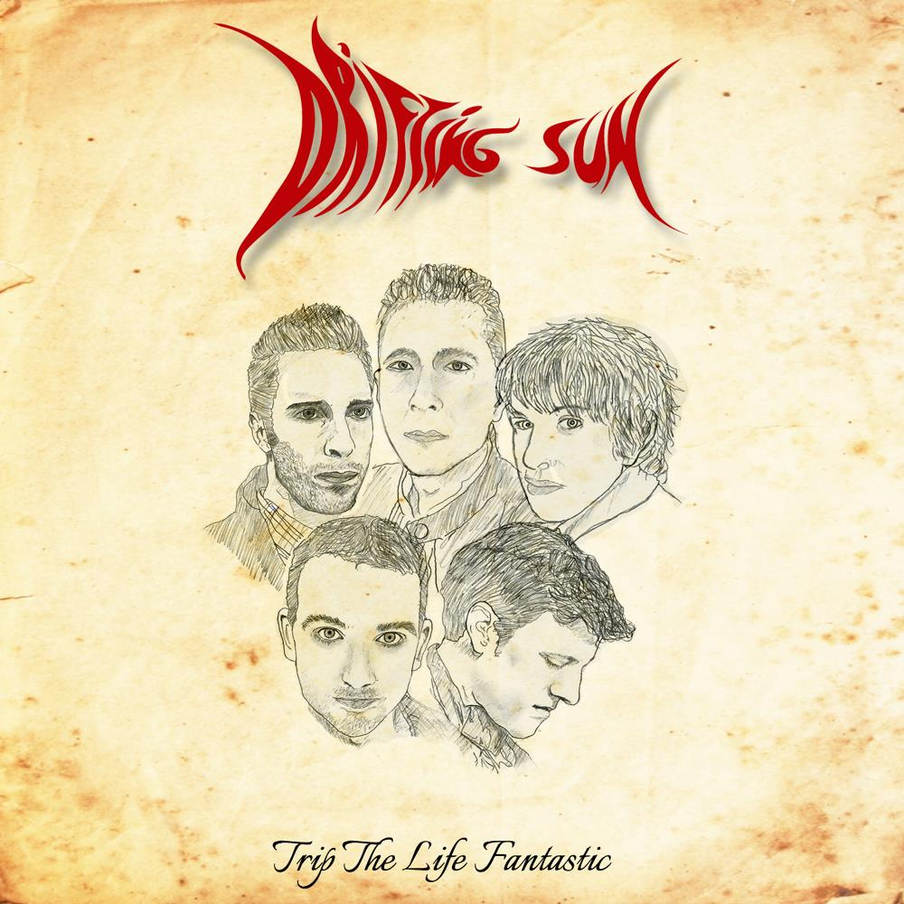 Drifting Sun Trip The Life Fantastic album cover