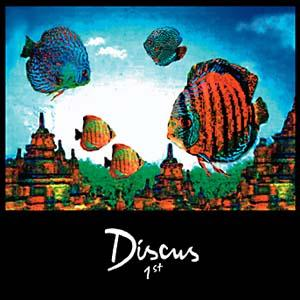 Discus - 1st CD (album) cover