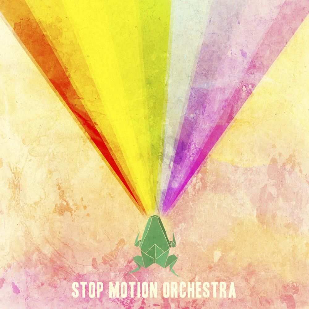 Instant Everything by STOP MOTION ORCHESTRA album cover