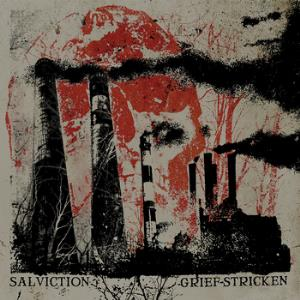 Grief-stricken by SALVICTION album cover
