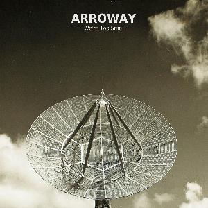 Arroway - We're Too Small CD (album) cover