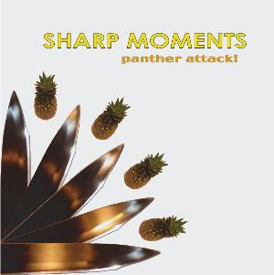 Panther Attack Sharp Moments album cover