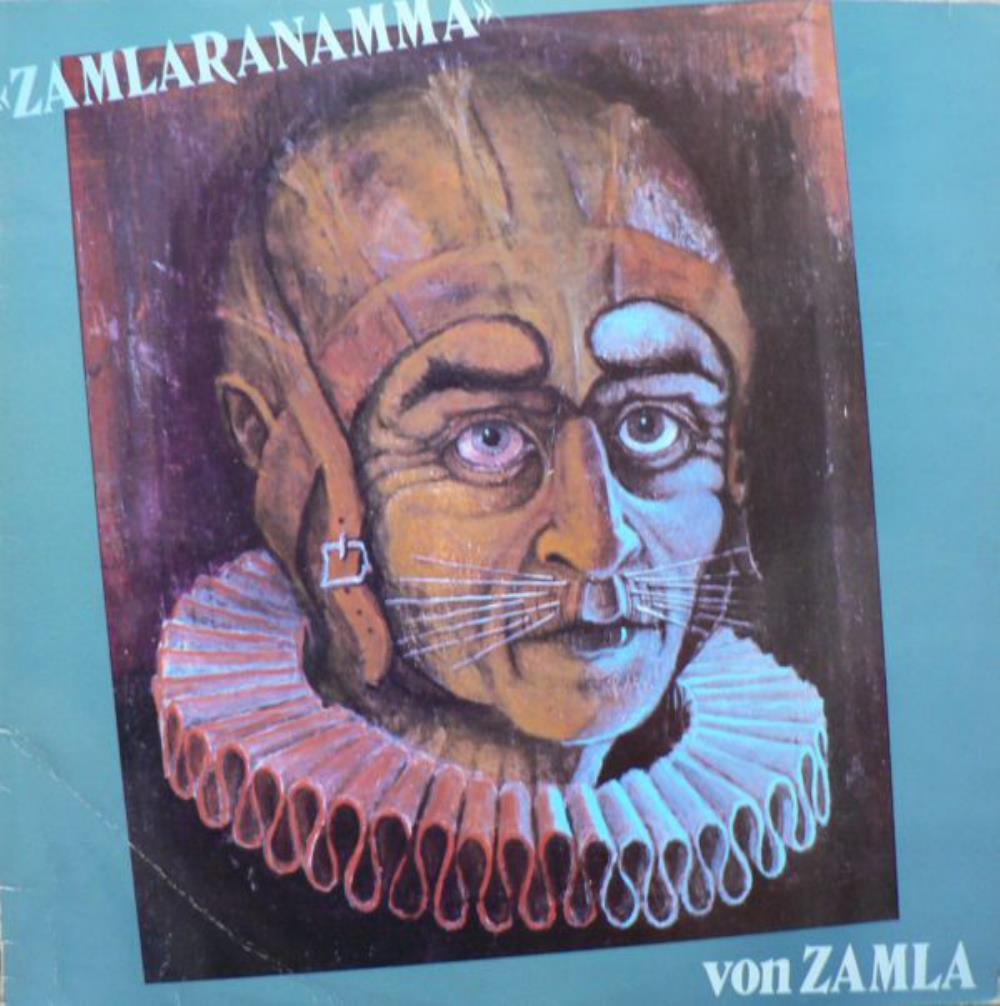 Zamlaranamma by VON ZAMLA album cover