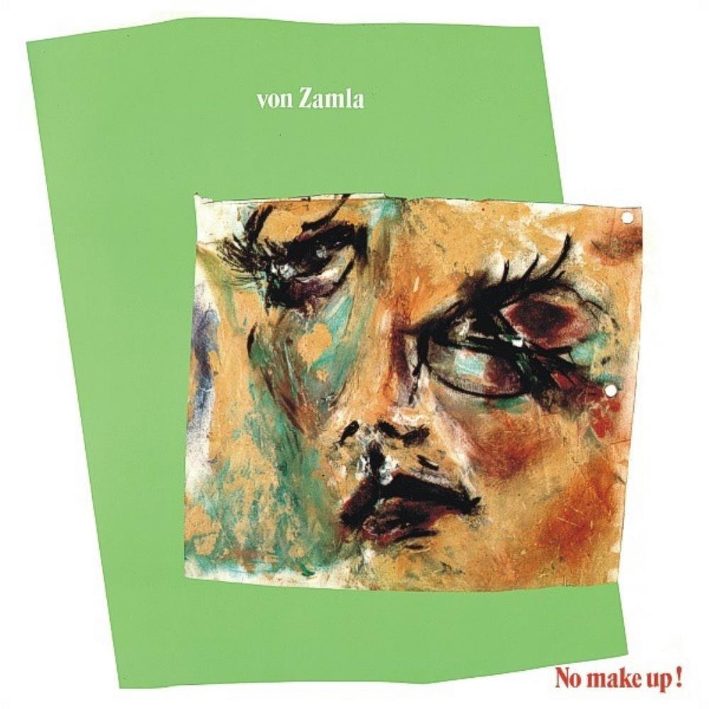 No Make Up ! by VON ZAMLA album cover