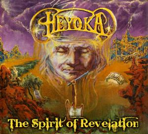 The Spirit of Revelation by HEYOKA album cover