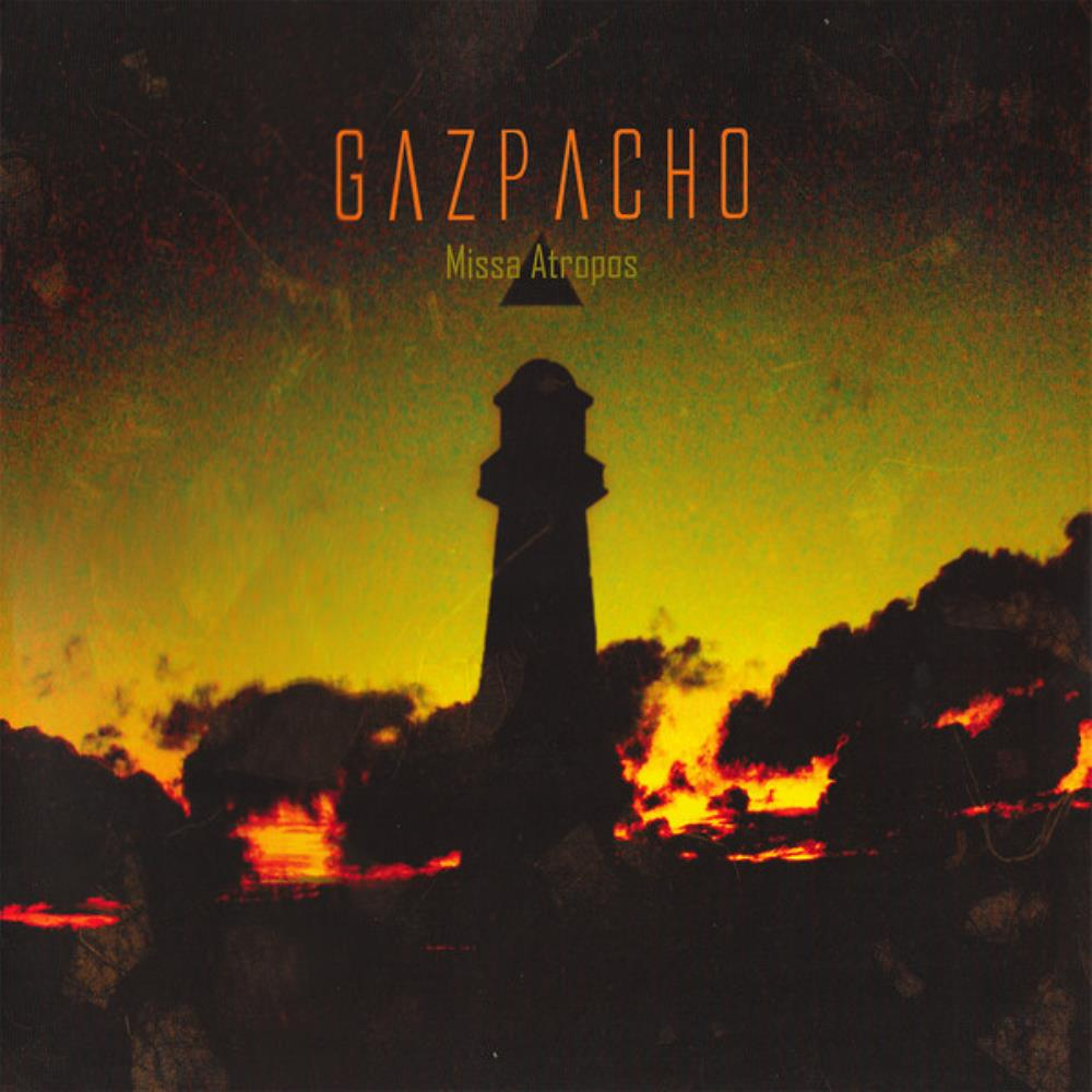 Gazpacho - Missa Atropos CD (album) cover
