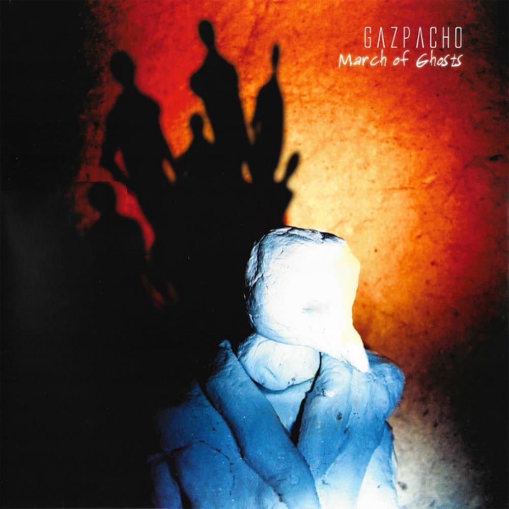 March Of Ghosts by GAZPACHO album cover