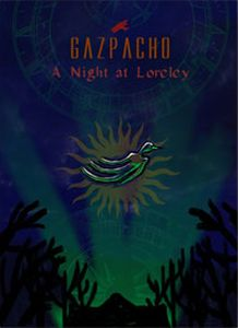 Gazpacho A Night at Loreley album cover