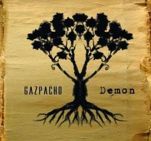Gazpacho - Demon CD (album) cover